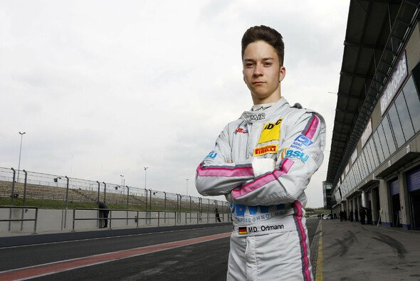 Rookie Mike David Ortmann - Foto: ADAC GT Masters