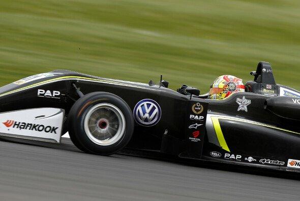 Lando Norris war in Silverstone nicht zu stoppen - Foto: FIA F3