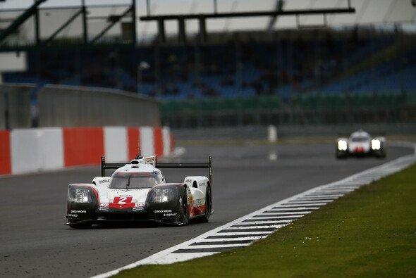 Die WEC fährt dieses Jahr nach Le Mans in Silverstone - Foto: Porsche