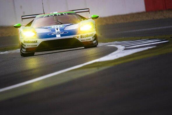 Stefan Mücke und sein Team knapp am Podium vorbei - Foto: Ford Chip Ganassi Racing