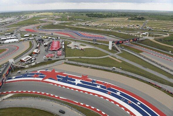 Der Circuit of the Americas verlangt den Piloten alles ab - Foto: Ducati