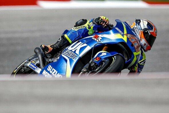 Alex Rins wird zumindest in Jerez und Le Mans ausfallen - Foto: Suzuki