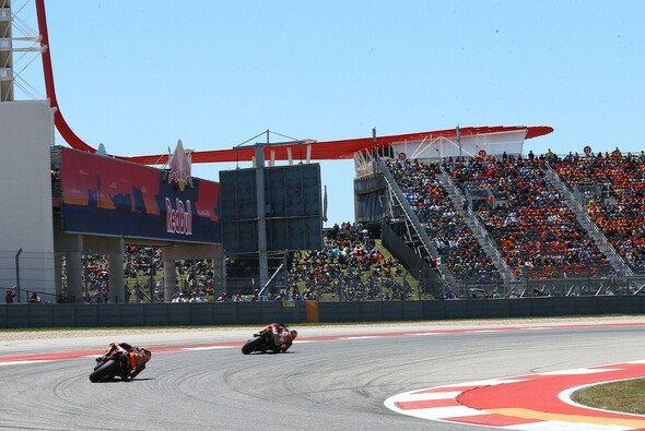KTM trieb die Konkurrenz in Austin vor sich her - Foto: KTM