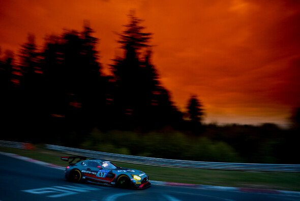 HTP Motorsport holte die Pole-Position für Mercedes-AMG - Foto: Mercedes-AMG