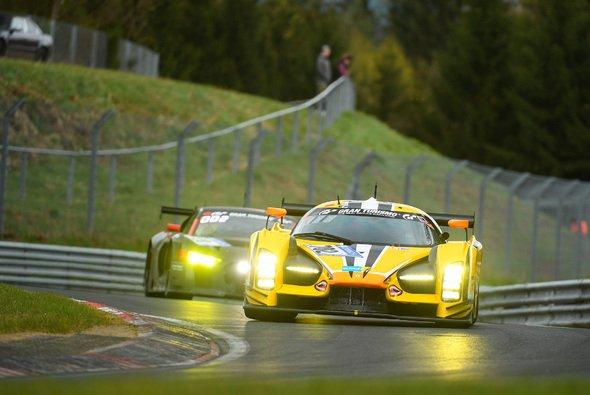 Traum Motorsport führte das Rennen im Glickenhaus lange an - Foto: 24h Media