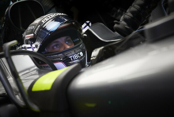 Bottas war in Russland bereits zu Williams-Zeiten stets gut unterwegs - Foto: Mercedes-Benz