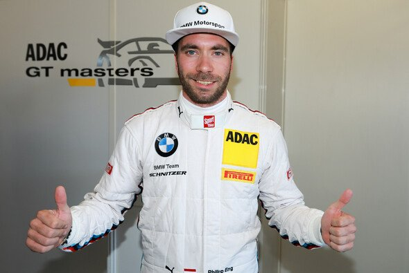Schnellster: BMW-Pilot Philipp Eng holte die Pole-Position - Foto: ADAC GT Masters