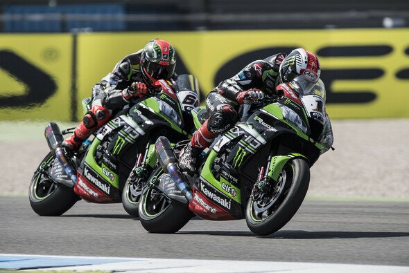 Die Superbikes machen Halt in Assen - Foto: Kawasaki
