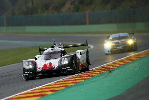 Jani / Lotterer / Tandy sicherten Porsche die Pole-Position in Spa - Foto: Porsche