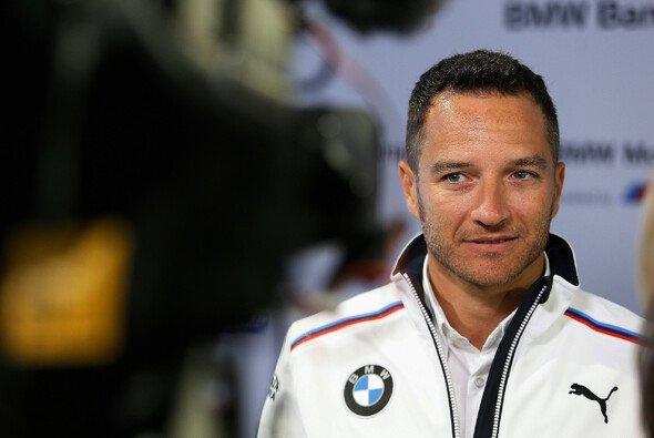 Timo Scheider ist neuer TV-Experte bei Sat.1 für die DTM - Foto: BMW AG