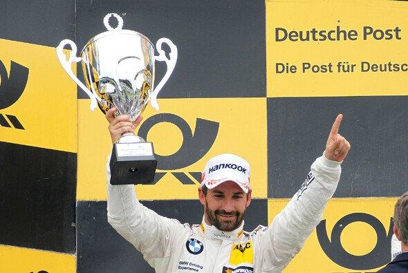 Timo Glock startete so gut wie noch nie in eine DTM-Saison - Foto: BMW AG