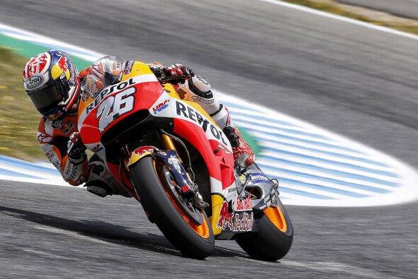 Dani Pedrosa fuhr in Jerez zu einem überlegenen Sieg - Foto: Repsol