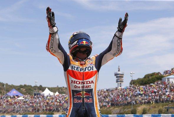 Dani Pedrosa gewann den Spanien GP in Jerez - Foto: Repsol