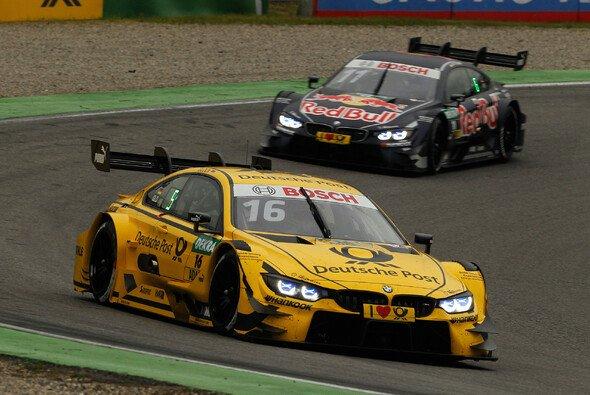 Timo Glock sichert sich in Hockenheim die vorletzte Pole der DTM-Saison - Foto: BMW AG