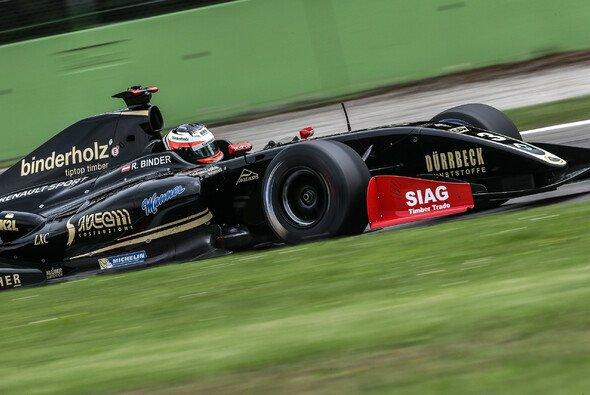 Sieg für Rene Binder in Monza - Foto: Rene Binder