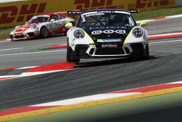 Michael Ammermüller hat das erste Rennen der neuen Saison gewonnen - Foto: Porsche