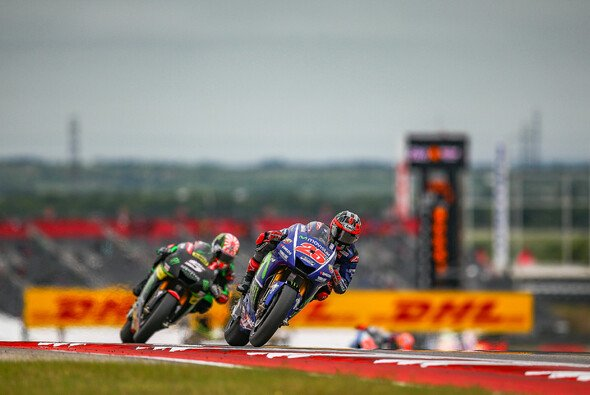Die MotoGP ist zu Gast in Austin - Foto: gp-photo.de