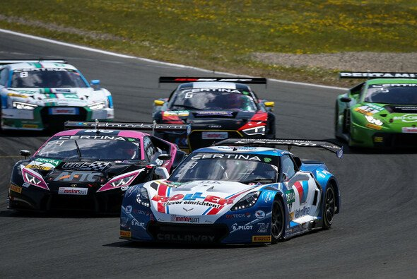Gute Form: HB Racing und Callaway Competition - Foto: ADAC GT Masters