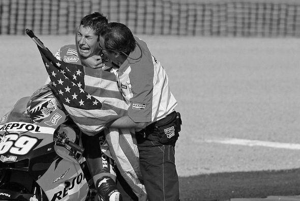 Nicky Hayden 2006 am Zenit seiner Karriere - Foto: Repsol