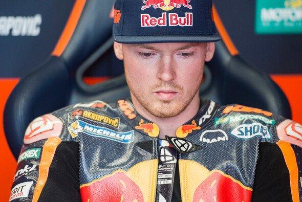 Bradley Smith verpasst das Rennen und den Test - Foto: KTM