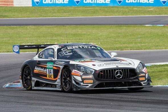 Götz war am Sonntag der beste Mercedes-Pilot - Foto: HTP Motorsport
