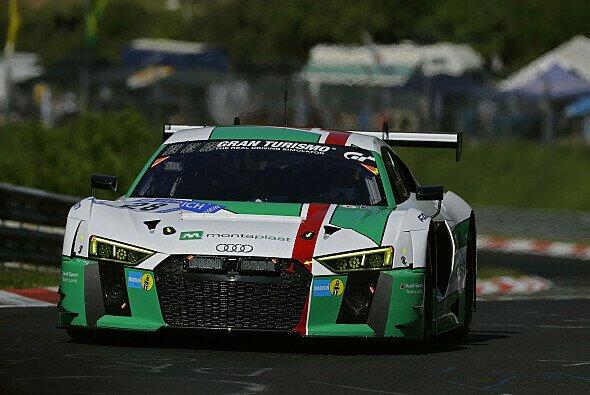 Audi greift mit vier Werks-Autos an - Foto: Audi