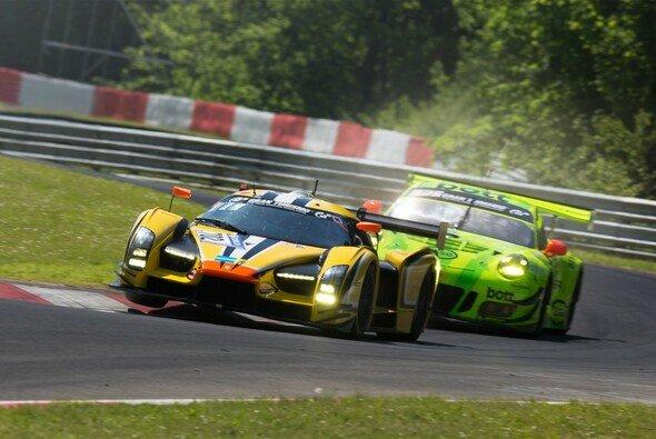 Glickenhaus und Porsche setzten sich in den letzten beiden Trainingssessions durch - Foto: SCG