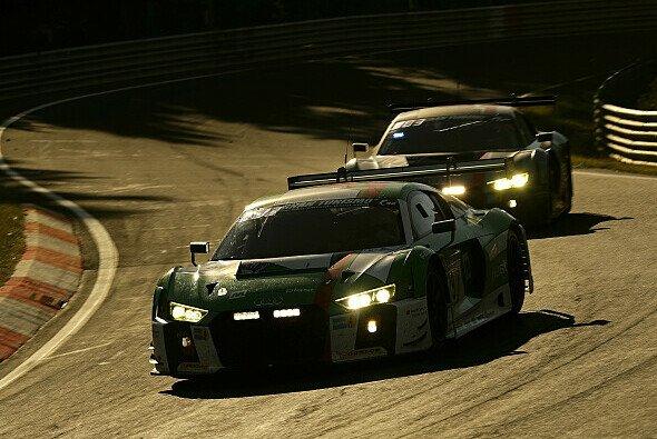 Land-Audi gewann das 45. ADAC Zurich 24-Stunden-Rennen auf dem Nürburgring - Foto: Audi