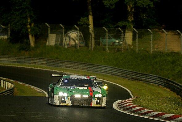 Der siegreiche Land-Audi erlebte in der Schlussphase der 24h Nürburgring 2017 besonderes Drama - Foto: Audi