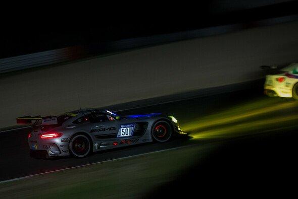Mercedes-AMG Team HTP Motorsport Pilot Dominik Baumann war für zwei Mercedes-AMG GT3 gemeldet - Foto: Gruppe C GmbH