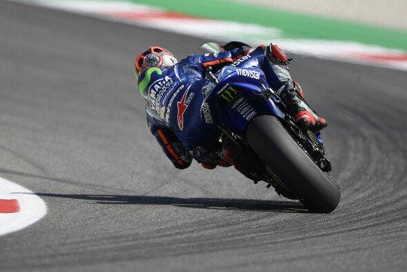Maverick Vinales startet in Mugello von der Pole-Position aus - Foto: Yamaha