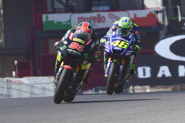 Für Valentino Rossi ist Mugello das erste Heimspiel im MotoGP-Kalender - Foto: Tech3