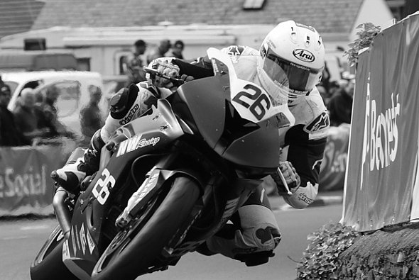 Alan Bonner ist der dritte Todesfall bei der Ise of Man TT 2017 - Foto: Isle of Man Press
