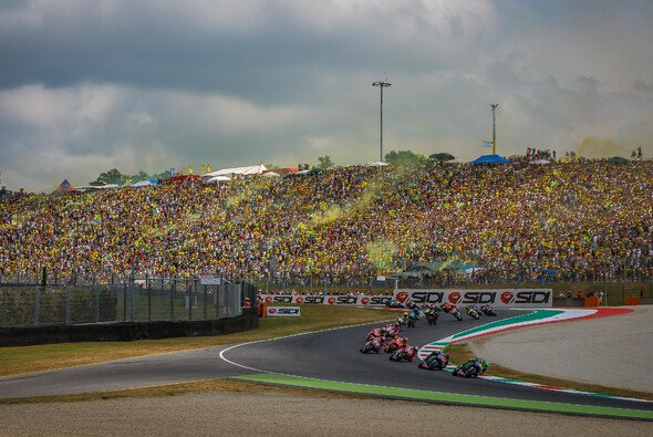 Eines der Highlights im Kalender: Italien-GP in Mugello - Foto: gp-photo.de/Ronny Lekl