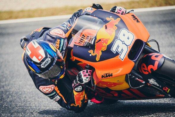 Bradley Smith bleibt weit hinter den Erwartungen zurück - Foto: KTM