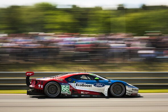 Foto: Ford Chip Ganassi Racing