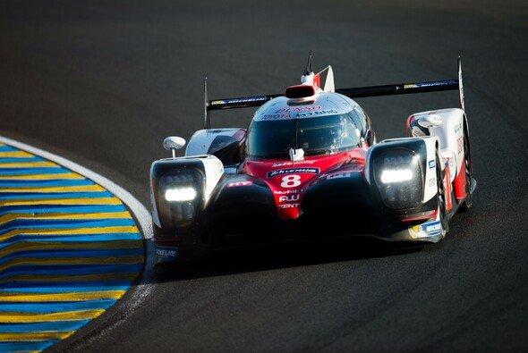 Die privaten LMP1-Boliden sollen auf das Niveau von Toyota gebracht werden - Foto: Toyota