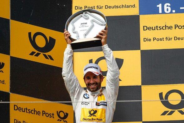 Am Samstag holte Timo Glock die erste Podestplatzierung für BMW in dieser Saison - Foto: DTM