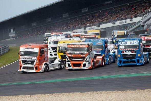 Der Truck-Grand-Prix auf dem Nürburgring findet an diesem Wochenende nicht statt - Foto: Int. ADAC Truck Grand Prix