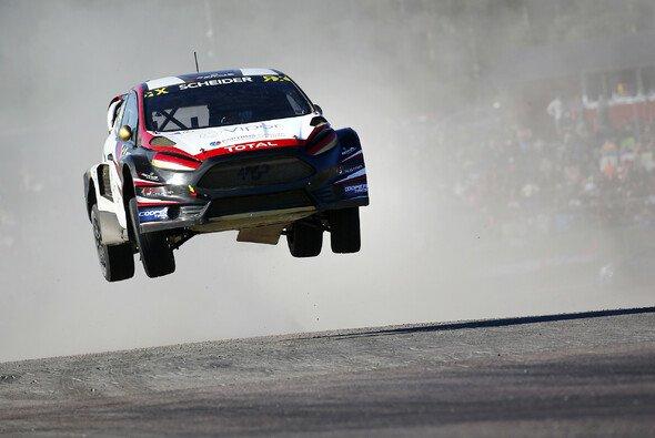 Max Pucher führte als Teamchef von MJP Racing unter anderem Timo Scheider in der WRX zu Erfolgen - Foto: World RX