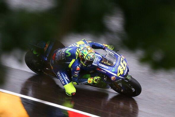 Valentino Rossi konnte auf dem Sachsenring dreimal siegen - Foto: Monster Energy