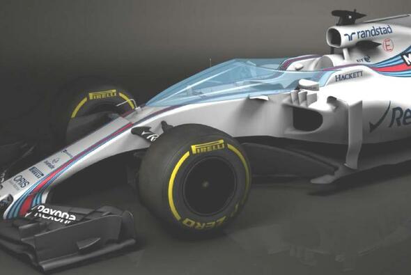 Shield: So sieht der neue Cockpit-Schutz der Formel 1 aus - Foto: FIA