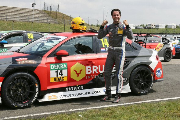 Die erste Audi Pole in der ADAC TCR Germany holte Niels Langeveld - Foto: ADAC TCR Germany