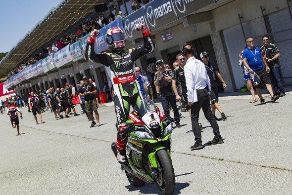 Rea eilt in der Superbike-WM von Sieg zu Sieg - Foto: Kawasaki