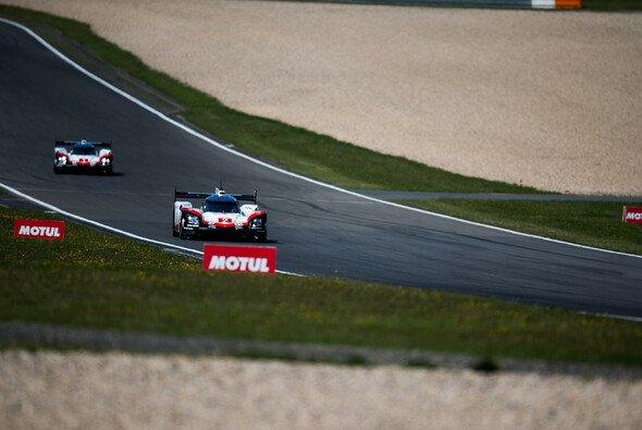 Porsche dominierte das WEC-Rennen auf dem Nürburgring - Foto: Adrenal Media