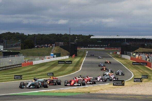 Der Großbritannien GP in Silverstone war kein Reißer, hatte allerdings einige Highlights zu bieten - Foto: LAT Images