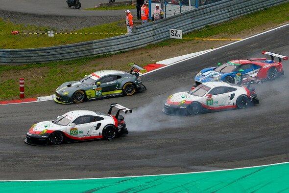 Der Fahrer-WM-Titel in der GTE-Pro-Klasse ist am härtesten umkämpft - Foto: Porsche
