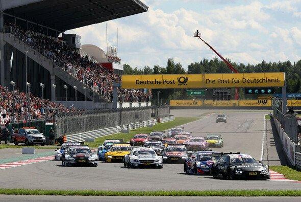 Die Politik in der DTM überschattet den eigentlich spannenden Sport - Foto: DTM