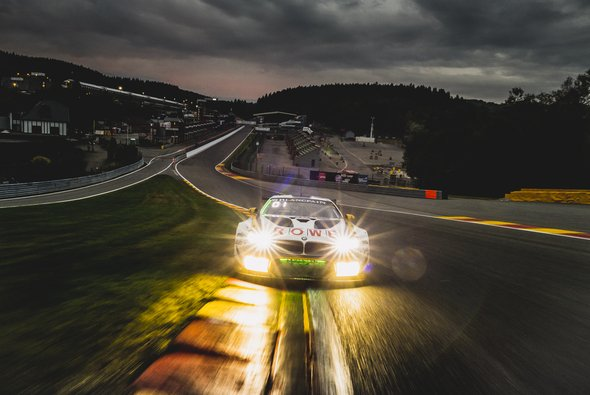 Die 24 Stunden von Spa: Das größte GT3-Rennen der Welt - Foto: ROWE Racing