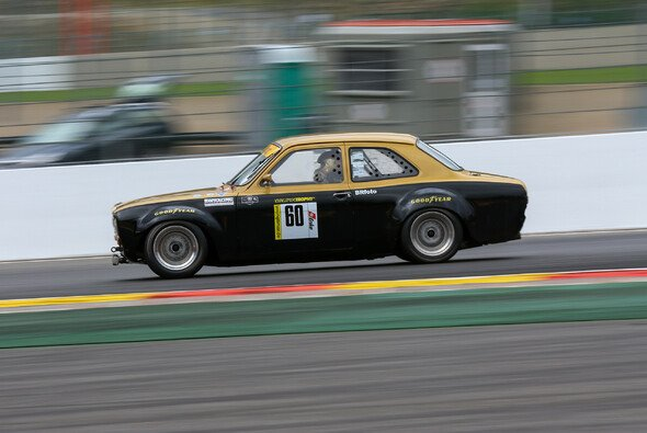Sieg im Ford Escort RS 1600 - Foto: Youngtimer Trophy